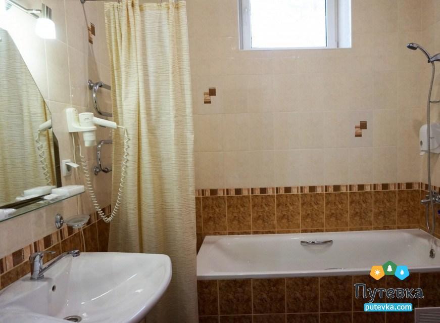 Фото номера Апартаменты 2-местный 3-комнатный (корп. №5 «Лермонтовский»), 5