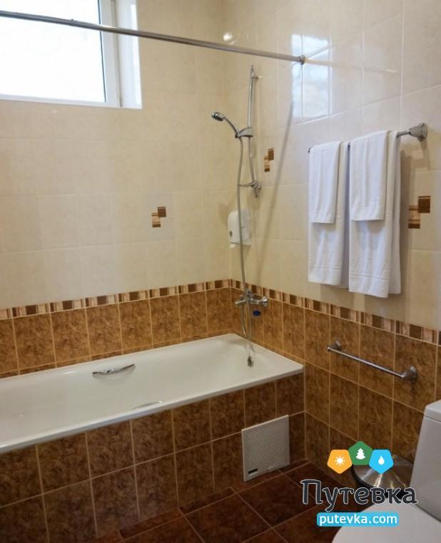 Фото номера Апартаменты 2-местный 3-комнатный (корп. №5 «Лермонтовский»), 6