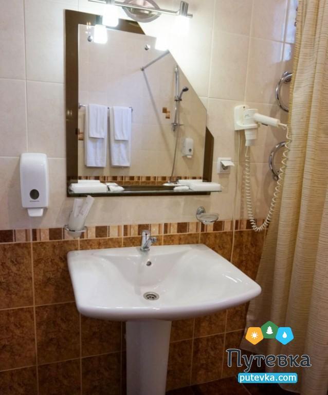 Фото номера Апартаменты 2-местный 3-комнатный (корп. №5 «Лермонтовский»), 7