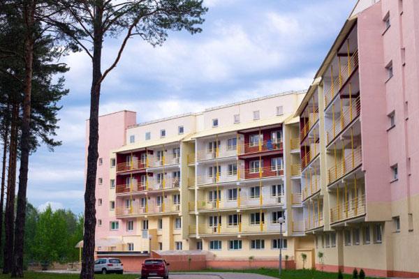 Санаторий Нарочанка (ex. Нарочь ТОК) ,Корпус №2