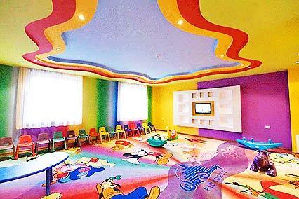 Отель Russia Hotel ,Детская комната