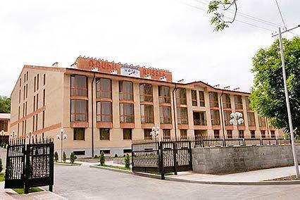 Отель Russia Hotel ,Внешний вид