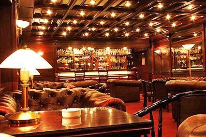 Отель Ани Плаза,Лобби-бар
