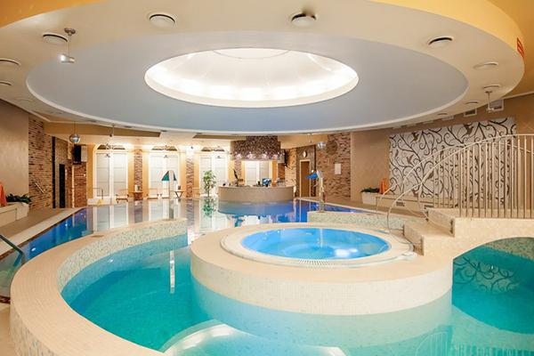 Отель Кайзерхоф,Бассейн