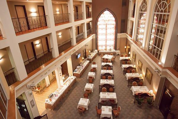 ресторан «Hofburg»