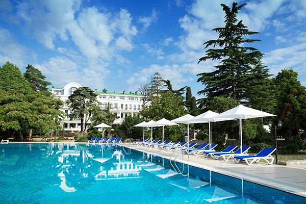 Отель Riviera Sunrise Resort & Spa,Открытый бассейн