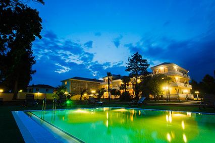 Отель Вилла Виктория ,Бассейн