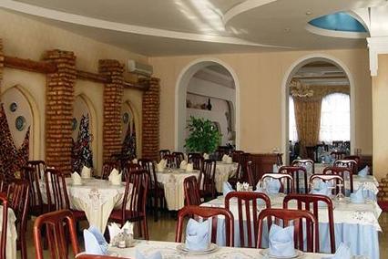 Отель Asia Khiva,Ресторан