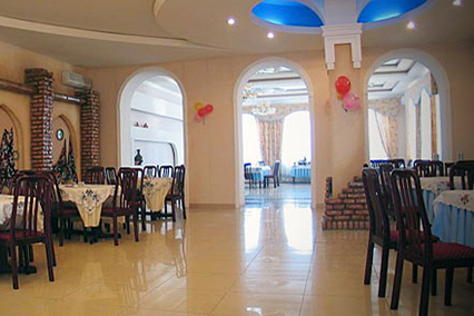 Отель Asia Khiva,Кафе