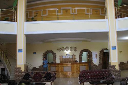 Отель Asia Khiva,Холл