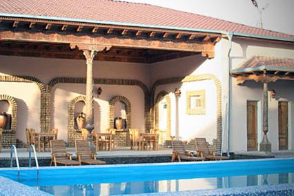 Отель Asia Khiva,Бассейн