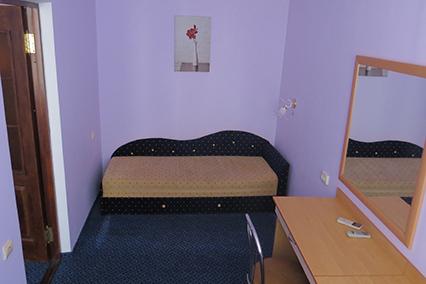 Гостиница Южная ночь,Стандартный 4-местный 2-комнатный