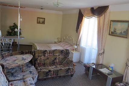 Гостиница Южная ночь,Люкс 1-комнатный