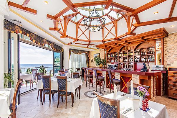 Отель Агора,Ресторан