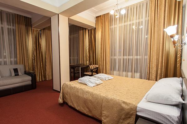 Отель Валентин,