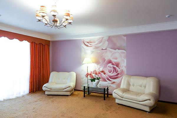 Бизнес 2-комнатный гостиная 3 этаж