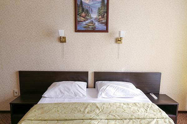 Бизнес 2-комнатный спальня