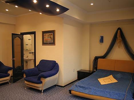 Номер «люкс» 2-местный 1-комнатный