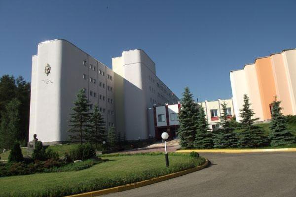 Санаторий Лесное (КГБ Республики Беларусь),Общий вид