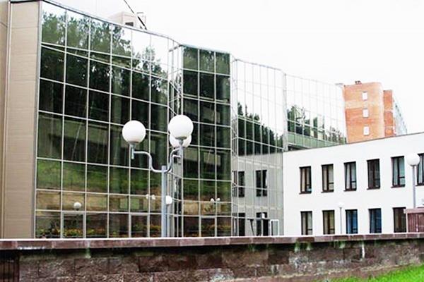 Санаторий Лесное (КГБ Республики Беларусь),Лечебный корпус