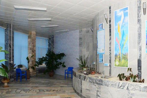 Санаторий Лесное (КГБ Республики Беларусь),Питьевой бювет с минеральной водой