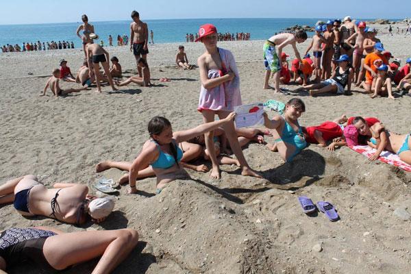 Детский лагерь отдыха Детский спортивно-оздоровительный лагерь