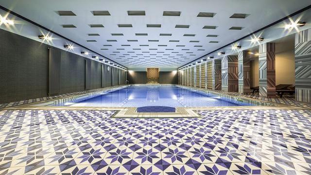 Санаторий Армения,бассейн