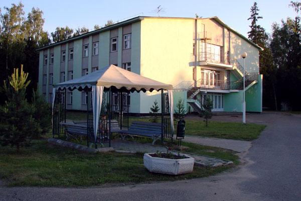 Санаторий-профилакторий Сосновый Бор,1 корпус