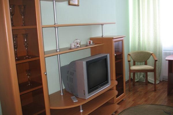 Санаторий-профилакторий Сосновый Бор,Номер люкс в 4 корпусе