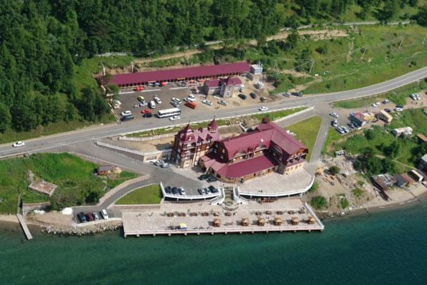 Отель Легенда Байкала,Гостиница