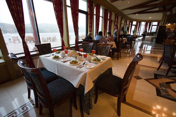 Отель Легенда Байкала,Ресторан