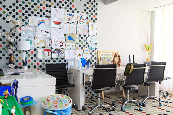 Санаторий Авангард ,Детская комната