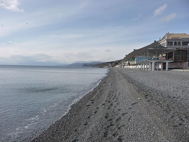 Морское пляж