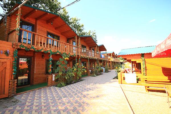 Гостиничный комплекс Хуторок ,Внешний вид