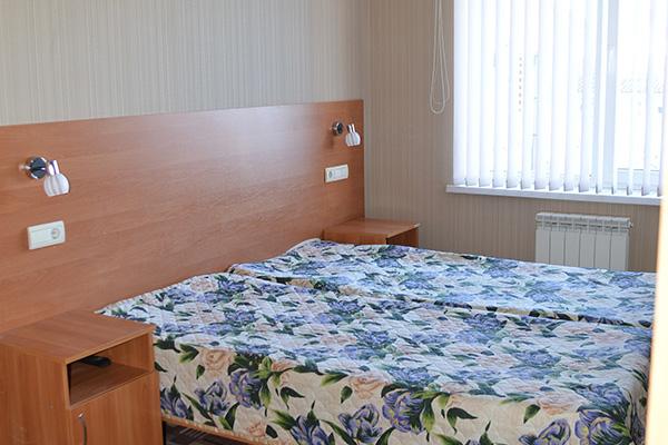Гостевой дом Альтаир,Эконом 2-местный совместное расположение спальных мест