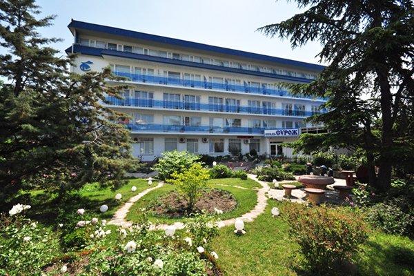 Отель Сурож,Внешний вид