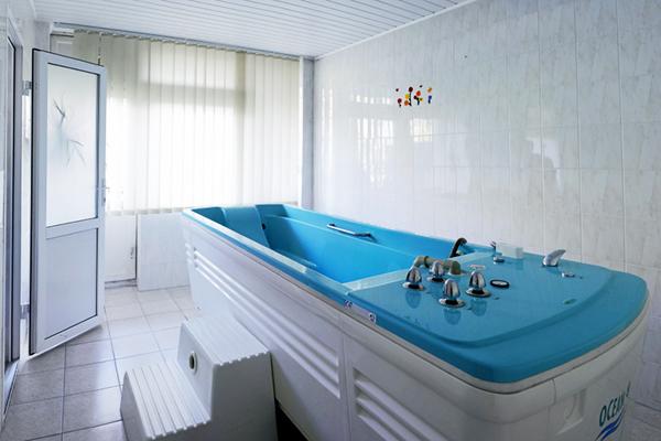 Пансионат с лечением Балтика,Лечебная ванна