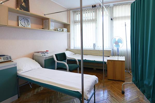 Пансионат с лечением Балтика,Лечебный кабинет