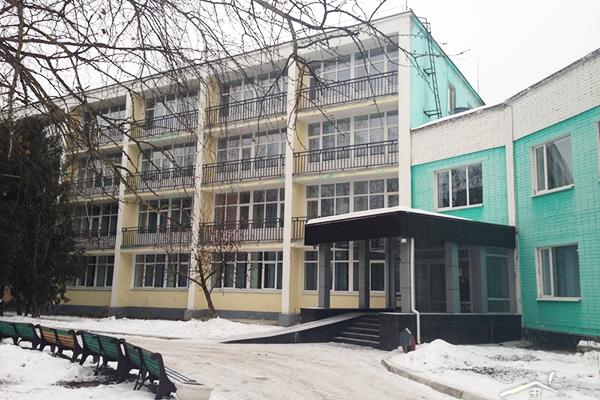 Санаторий Бобачевская роща,Внешний вид