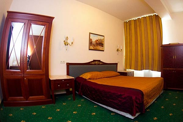 Гостиница Отель Парк Крестовский,Семейный улучшенный