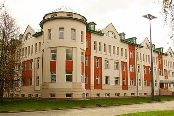 Гостиница Отель Парк Крестовский,Внешний вид