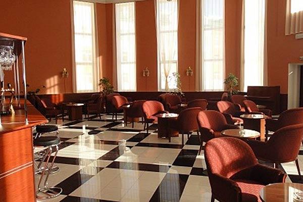 Гостиница Отель Парк Крестовский,Лобби бар