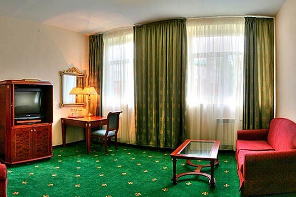 Гостиница Отель Парк Крестовский,Люкс