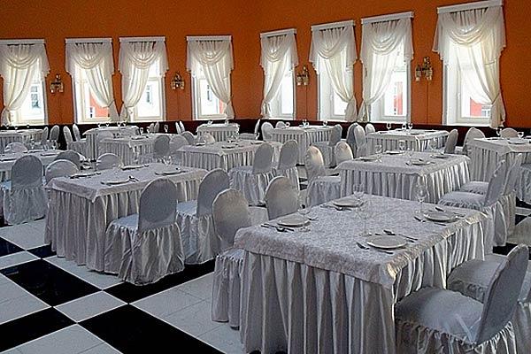Гостиница Отель Парк Крестовский,Ресторан «Елагин»
