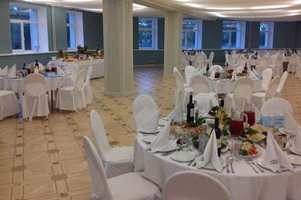 Гостиница Отель Парк Крестовский,Ресторан «Крестовский»