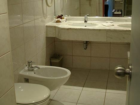 Гостиница Рэдиссон САС Лазурная,Санузел в номере