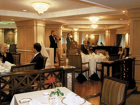 Гостиница Рэдиссон САС Лазурная,Ресторан «Петр Великий»
