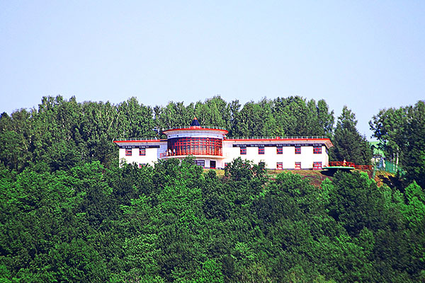 Санаторий Янган-Тау,Геотермальная лечебница