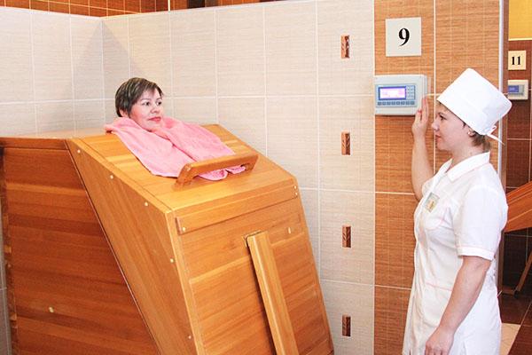 Паровая ванна