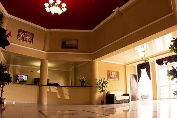 Отель Белый песок,Служба размещения и бронирования